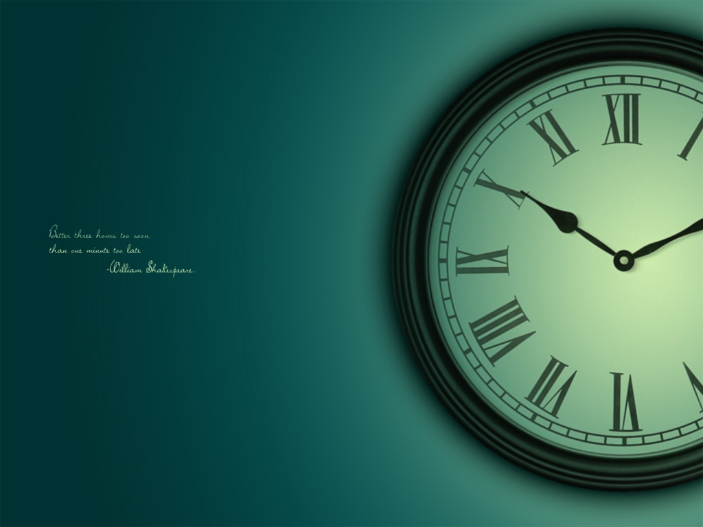Clock Wallpapers HD for PC Desktop