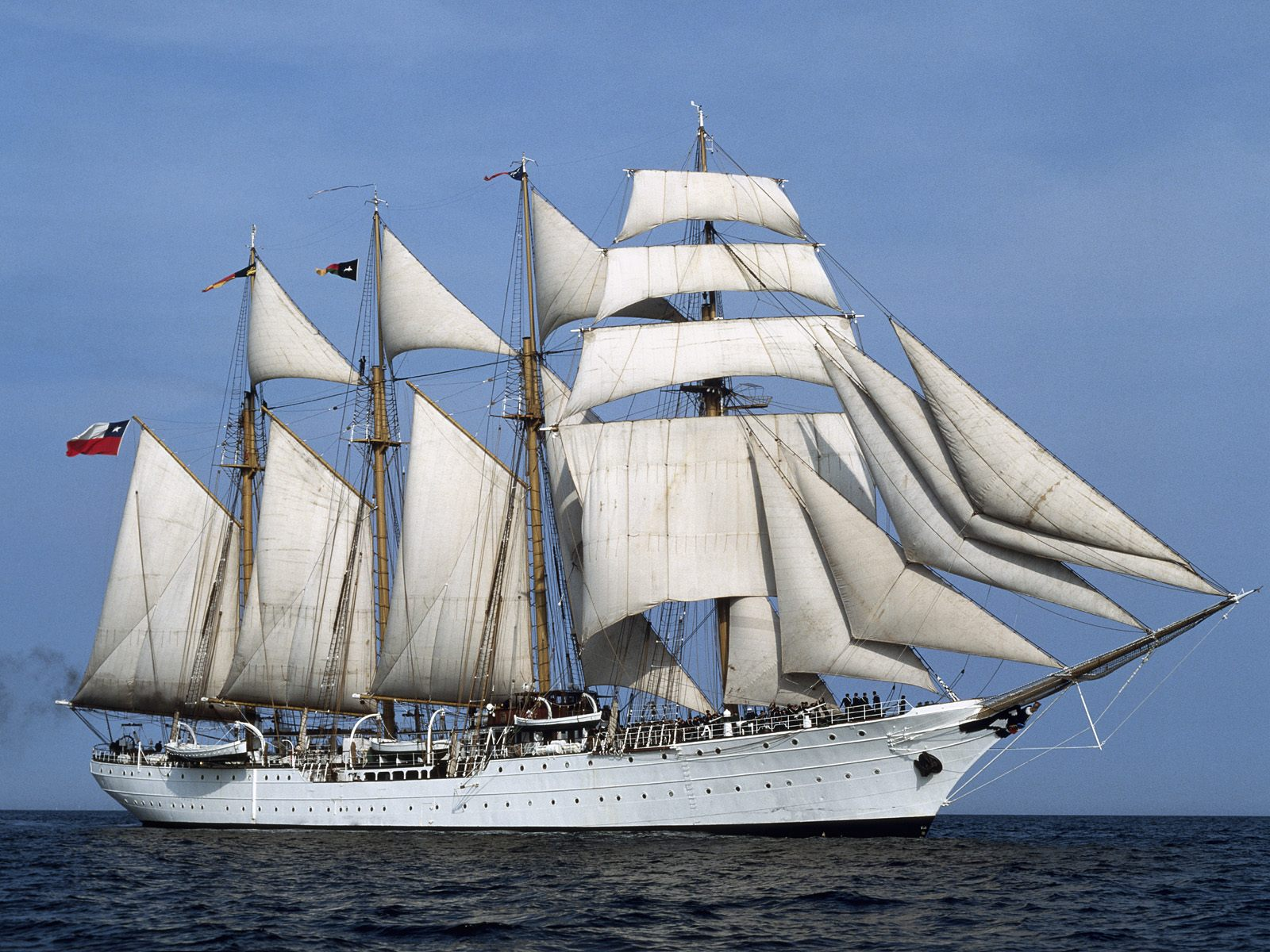 Sailing-Ships-104-7 :: Sailing-Ships :: Wallpapers Gallery