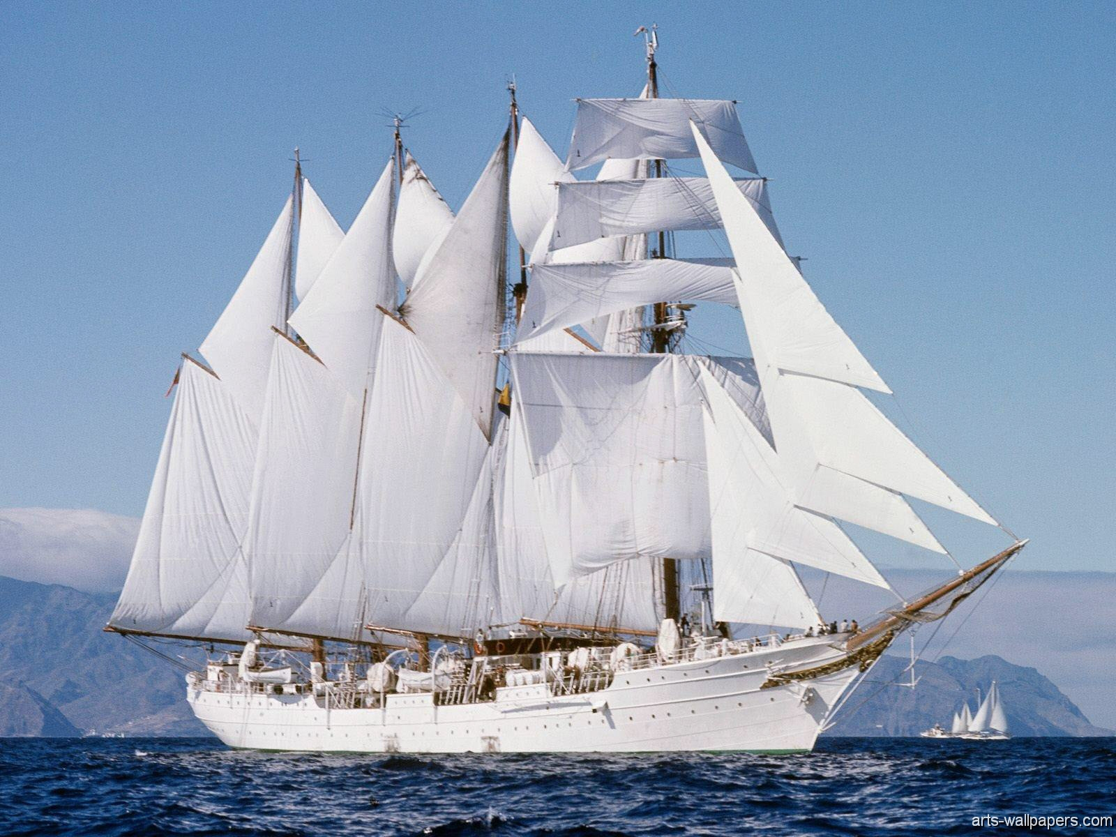 Ships Sailing Ships Wallpapers, Prints, Posters