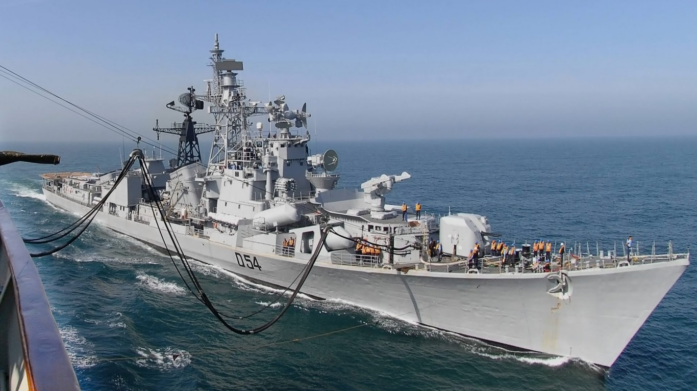 War Ship Mumbai Warships Indian Elmuzzerino My Hd Wallpaper