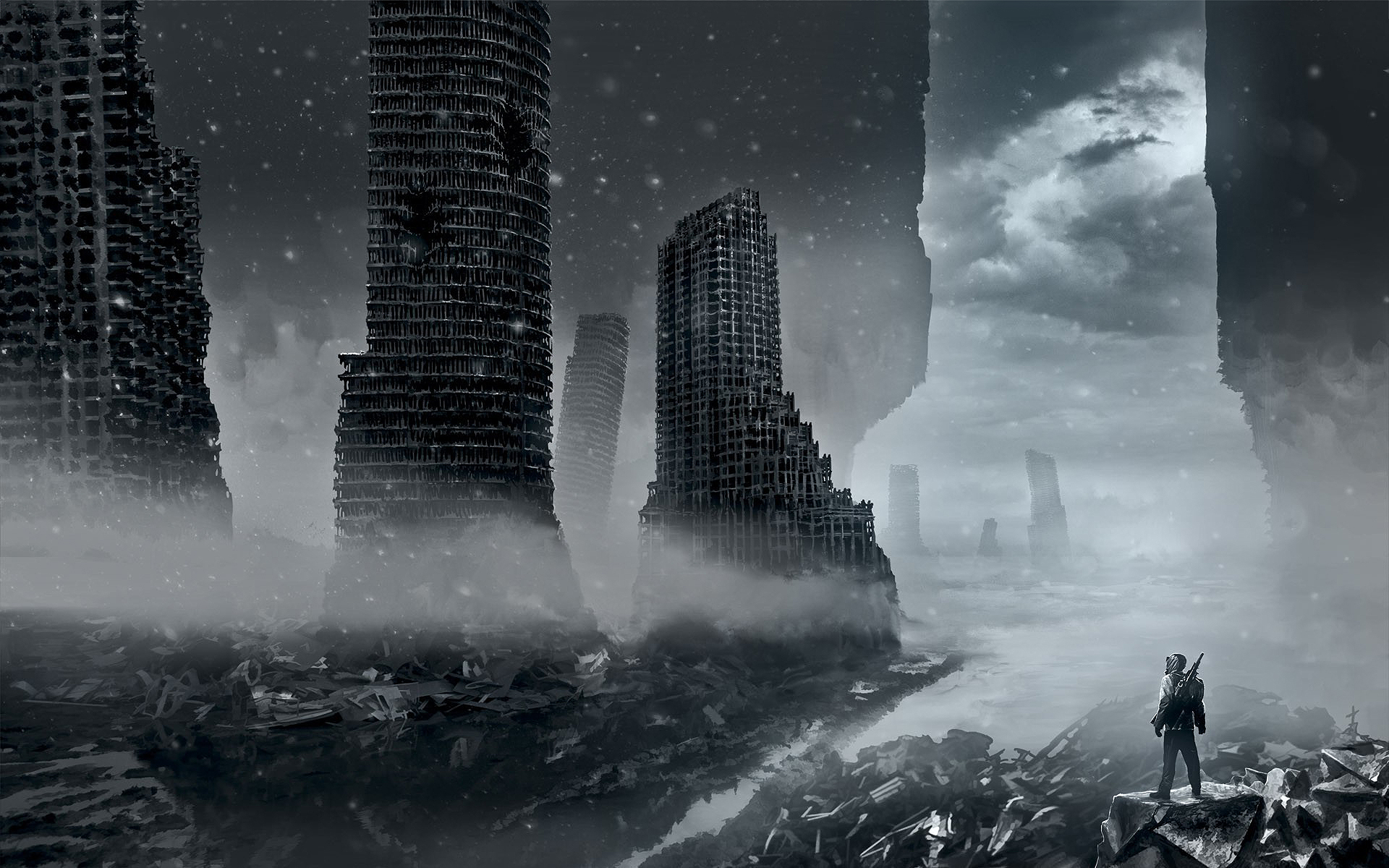 Apocalypse Art Wallpapers Pictures Photos Images Wallpaper