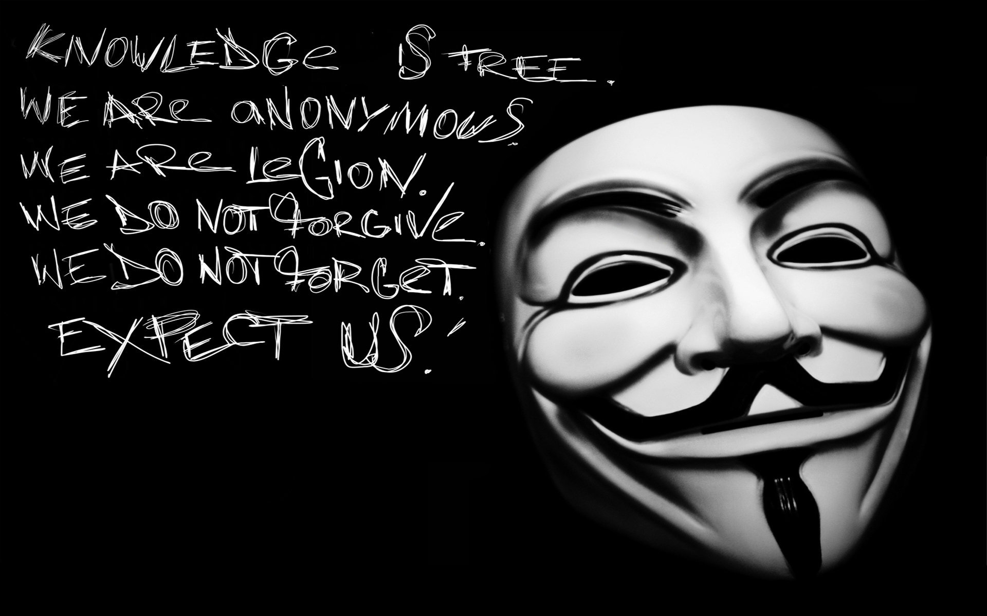 Anonymous Wallpaper HD #6230 Wallpaper | Desktoplist.Com Wallpaper