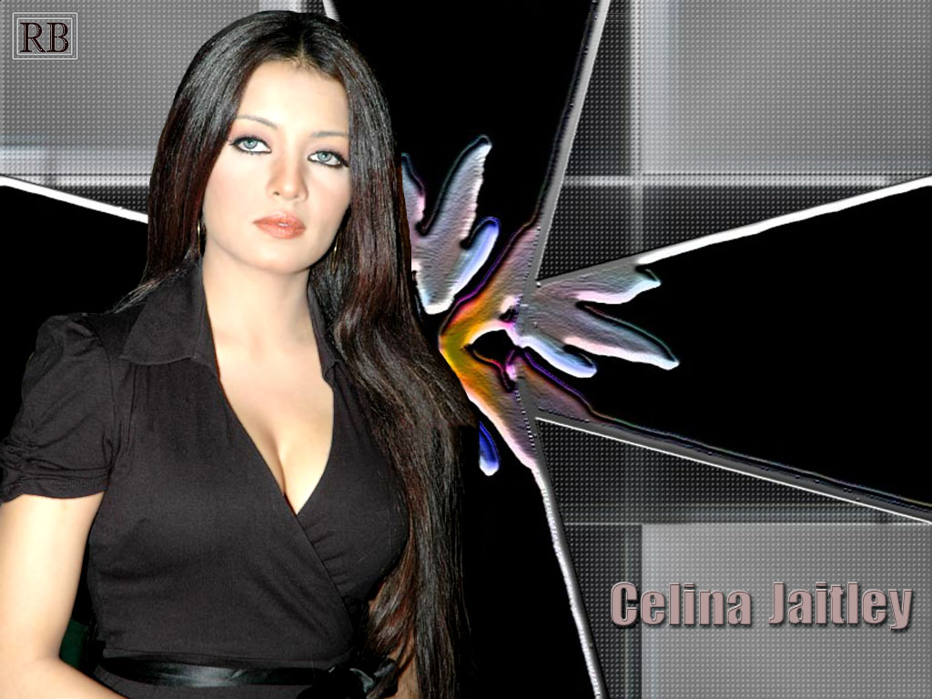 Celina Jaitley Wallpapers Poster Wallpaper