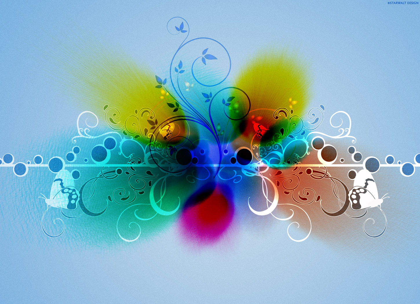 Colors, Abstract, Colors Wallpaper