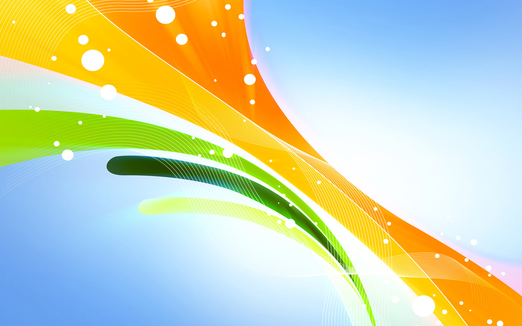 Colorful Ribbons Wallpapers | HD Wallpapers Wallpaper