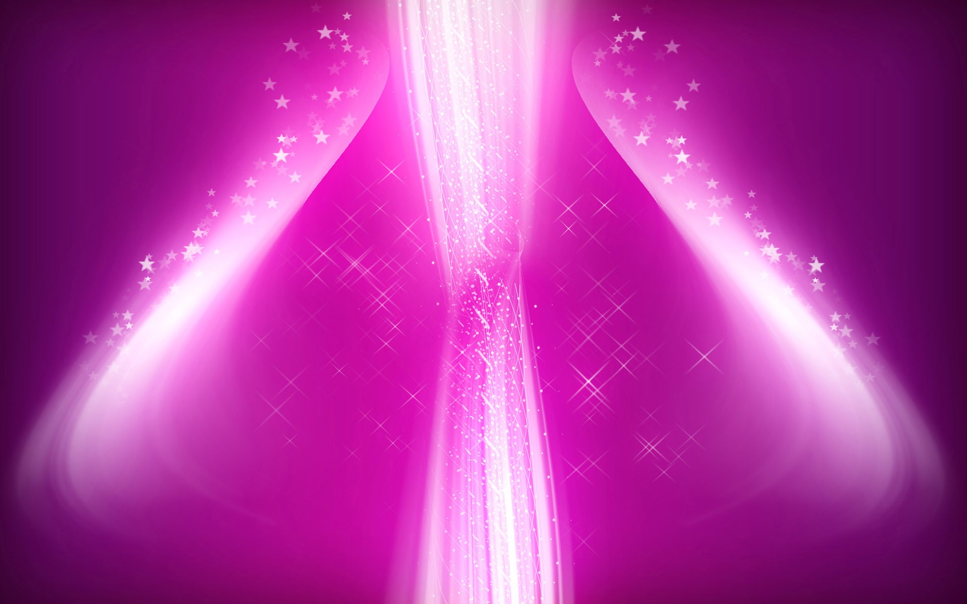 Pink Glow Abstract Wallpapers   HD Wallpapers Wallpaper