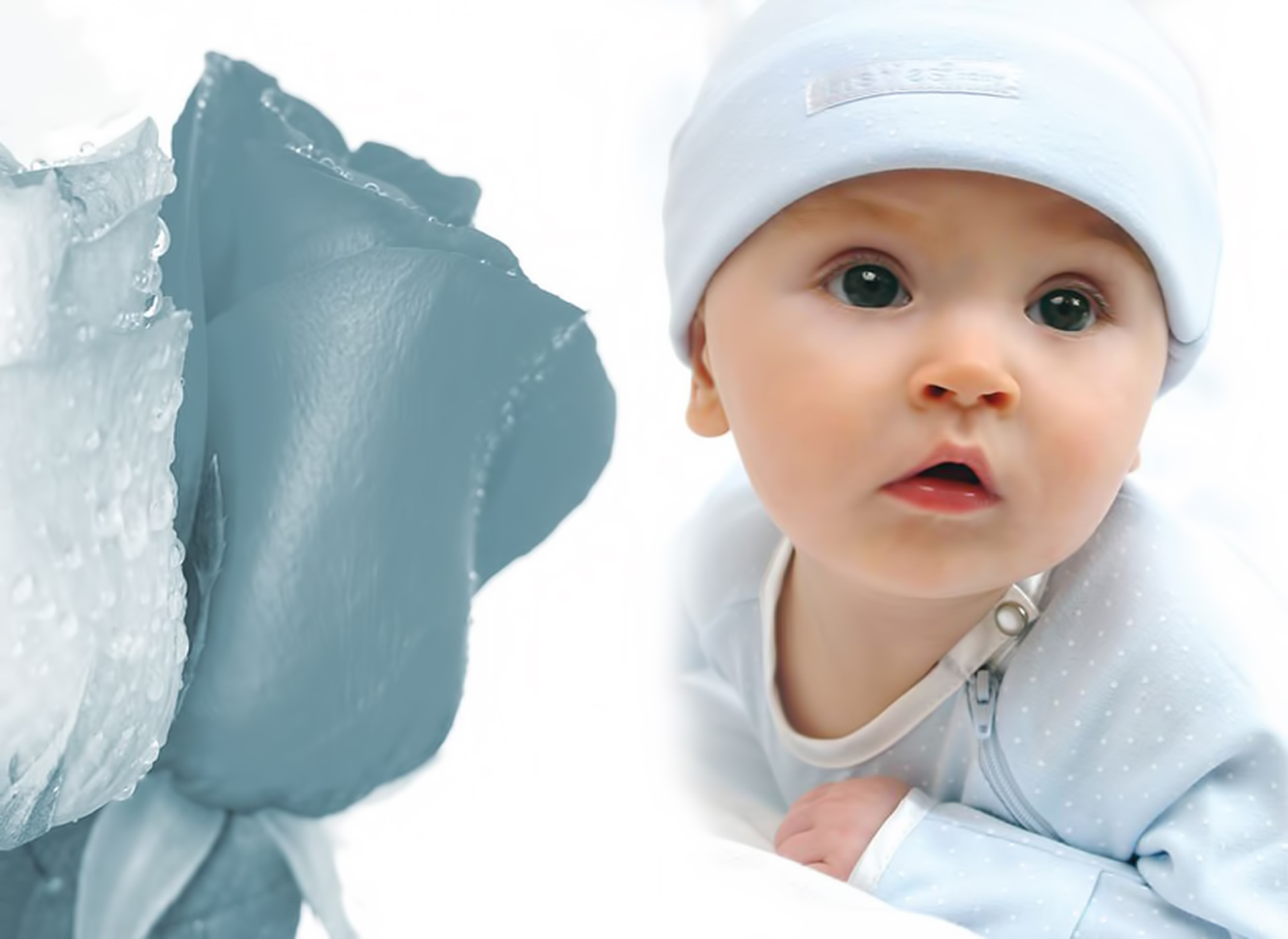Cute Baby Boy HD Widescreen HD wallpapers | HDesktops.com