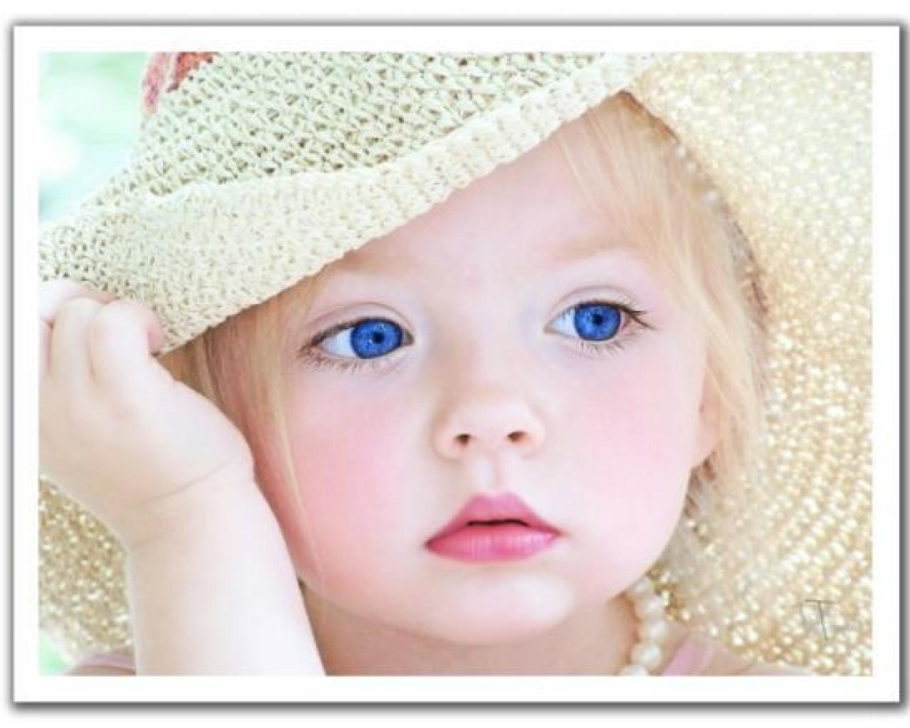 Blue Eyes Girl Baby 540×432 Blue Eyes Girl Baby Wallpaper