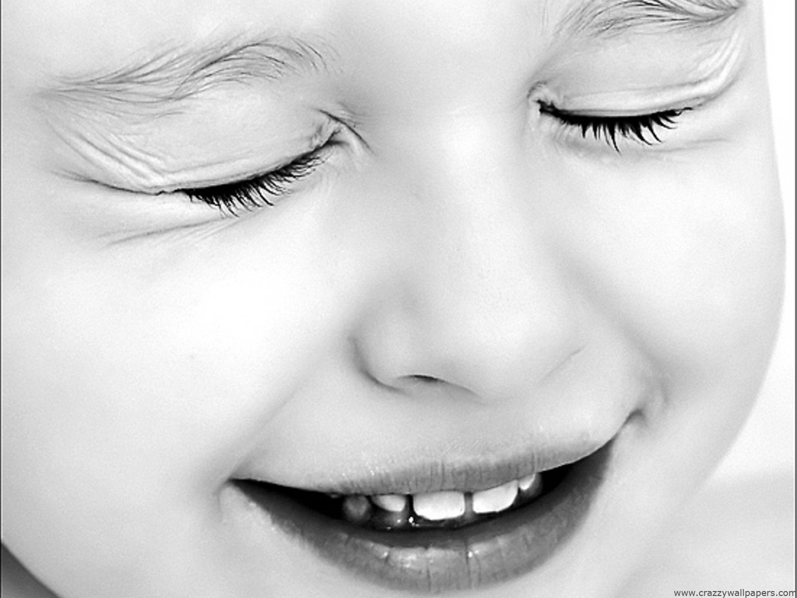 Cute Baby Black And White Wallpapers | HD Wallpapers Wallpaper