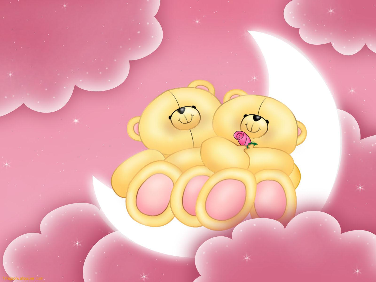 Cute Bears.jpeg In HD Wallpaper