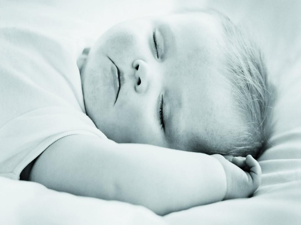 HD Cute Baby In A Fast Sleep 1280×800   Download FREE Widescreen HD Wallpaper