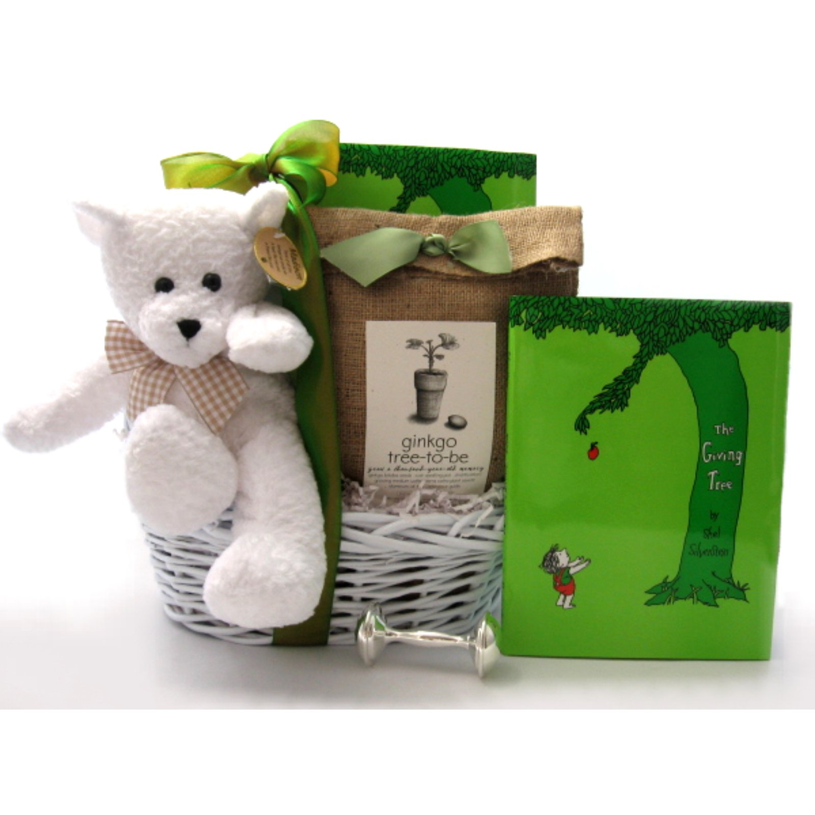 Baby Shower Gifts Is The Grow A Tree Baby Gift Basket A Gift That Wallpaper