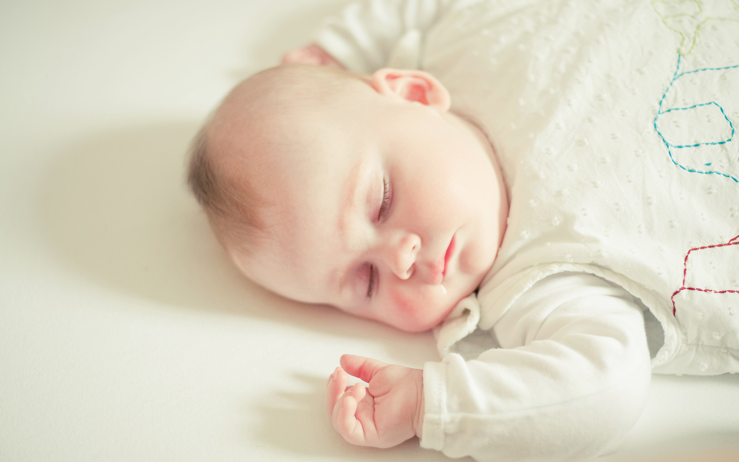 Cute Sleeping Baby HD Wallpaper | Thesecurewalls.com Wallpaper
