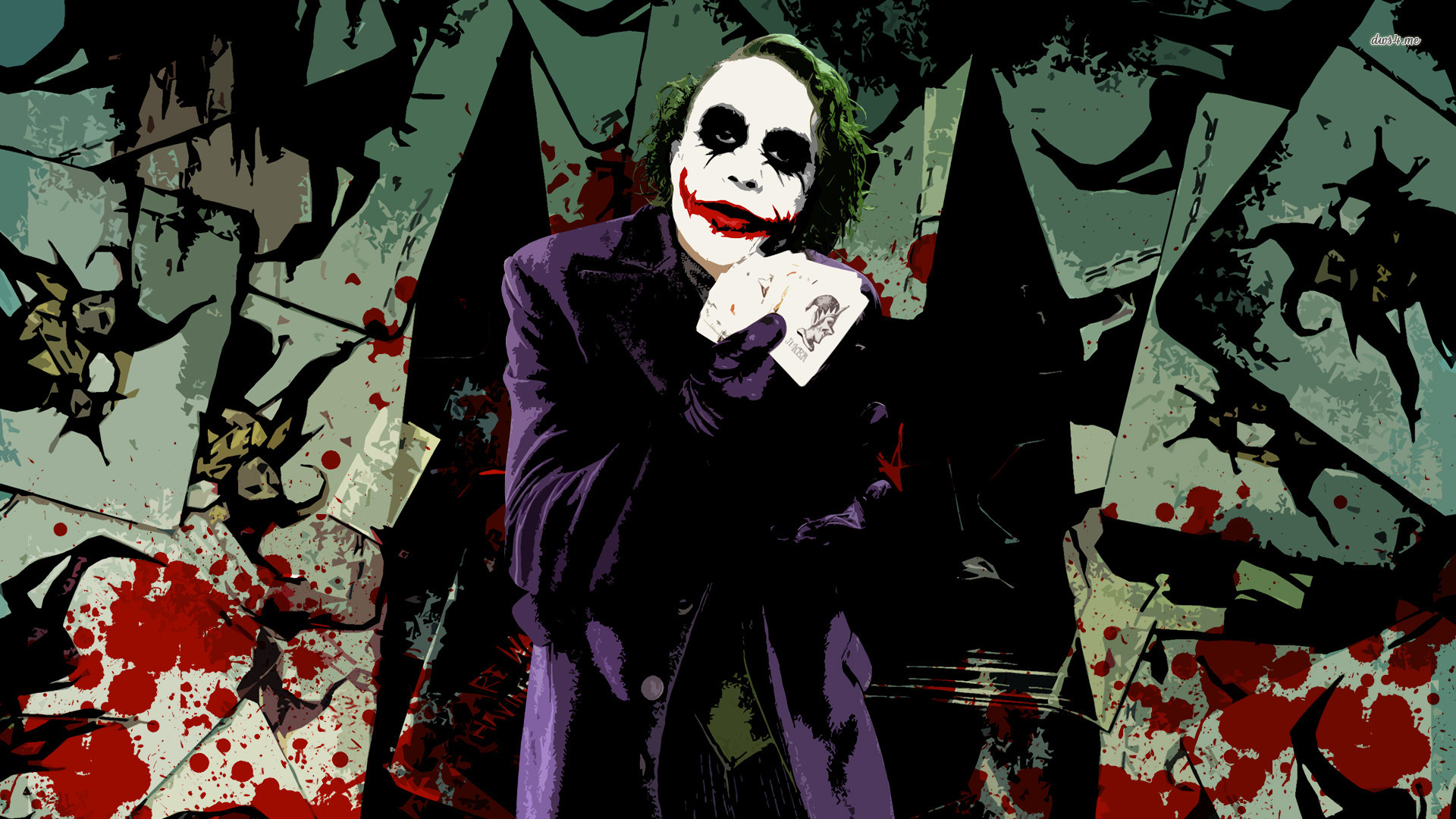 1080P HD Joker Wallpaper Wallpaper