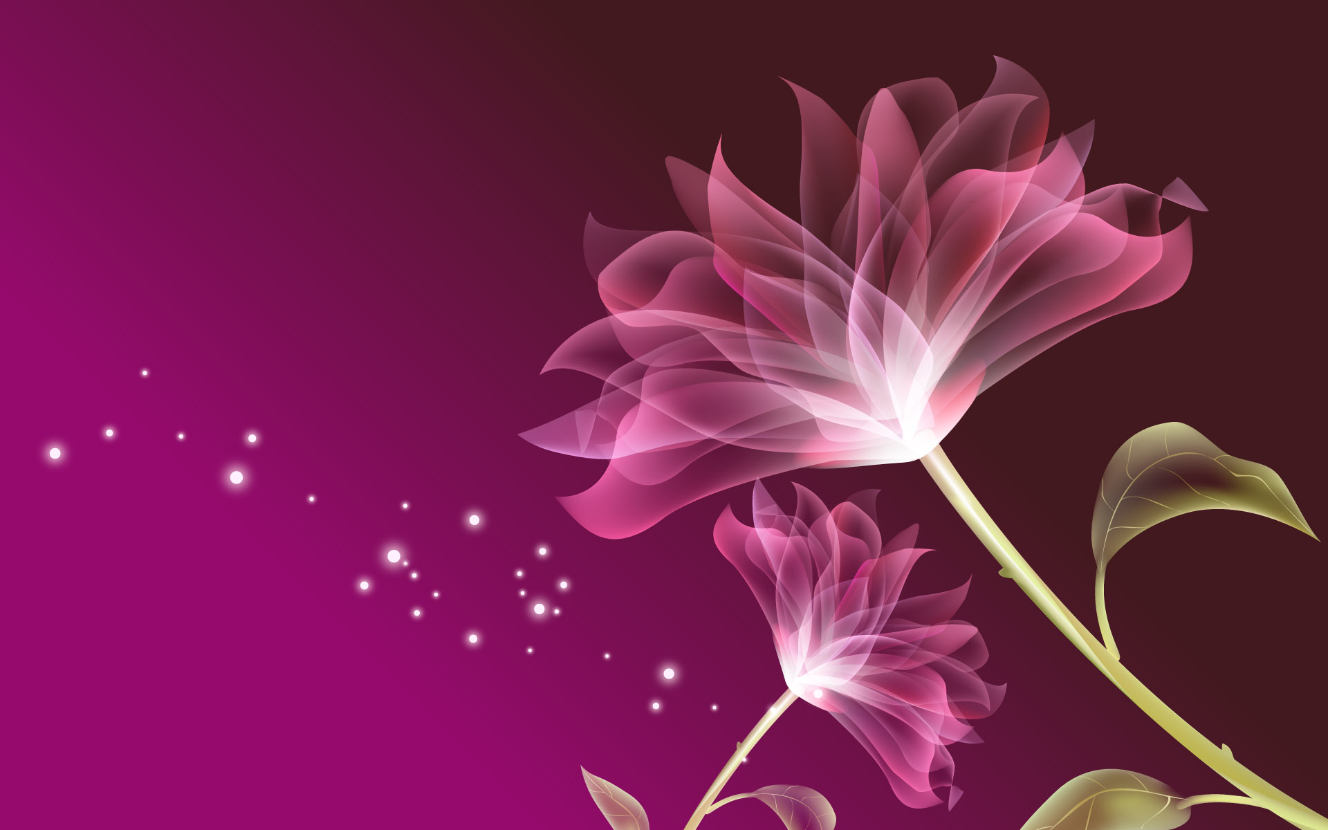 80 Abstract Flowers Design Wallpapers HD 1920×1200   Photo 3 Of 80 Wallpaper