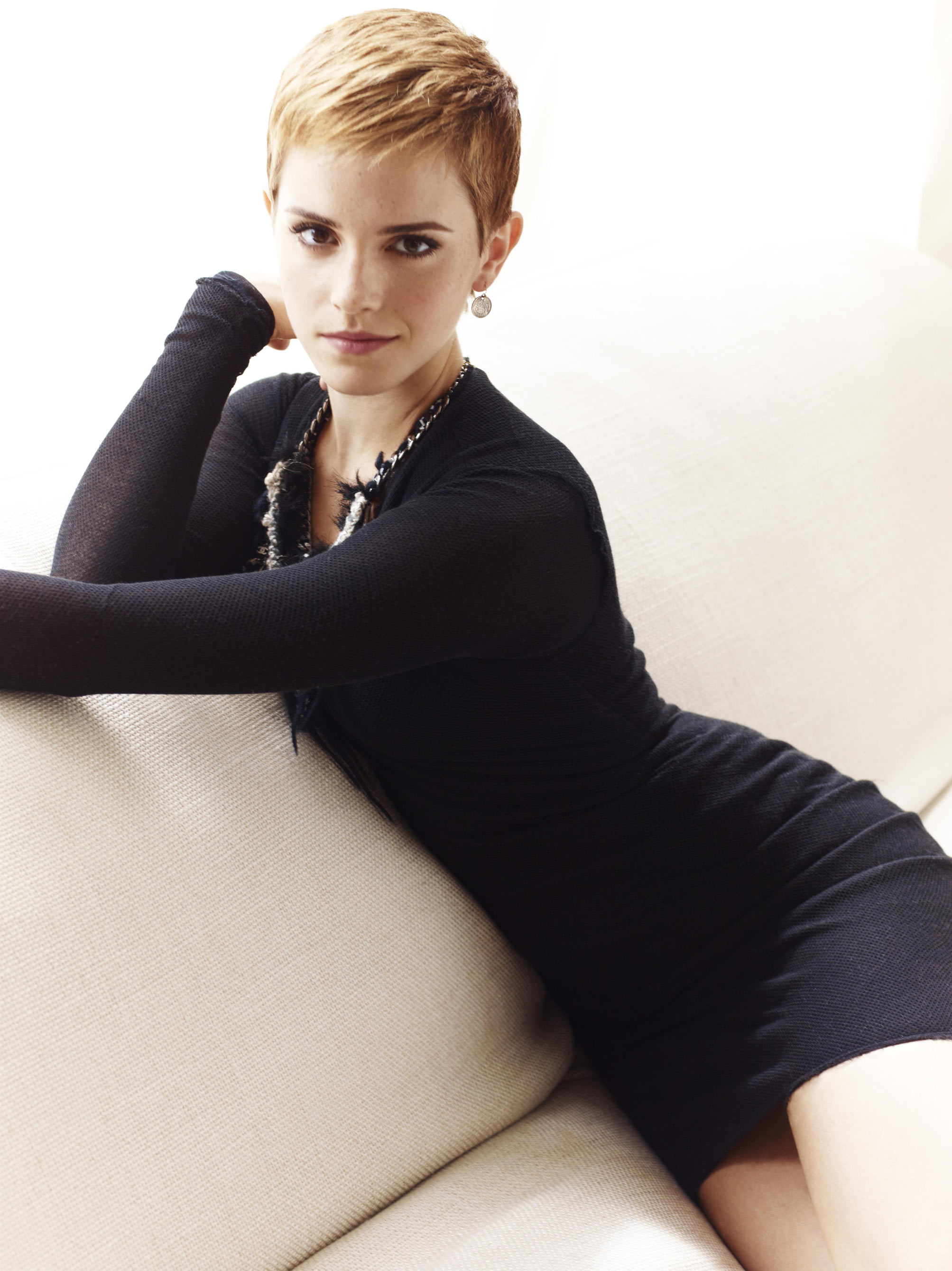 Emma Watson – Photoshoot By Mariano Vivanco Wallpaper