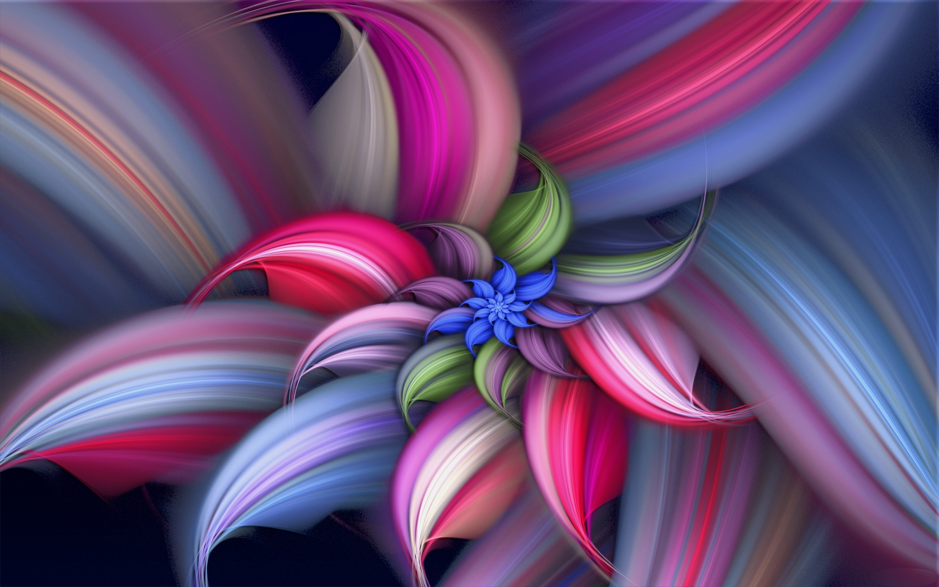 Download Abstract Flower Beautiful Colorful Wallpaper 272207 Wallpaper