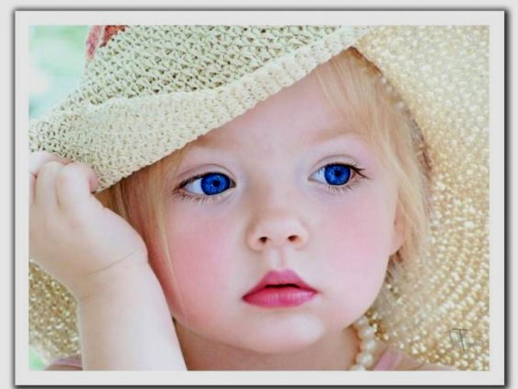 Cute Baby Pictures Professional Model Pictures Wallpaper