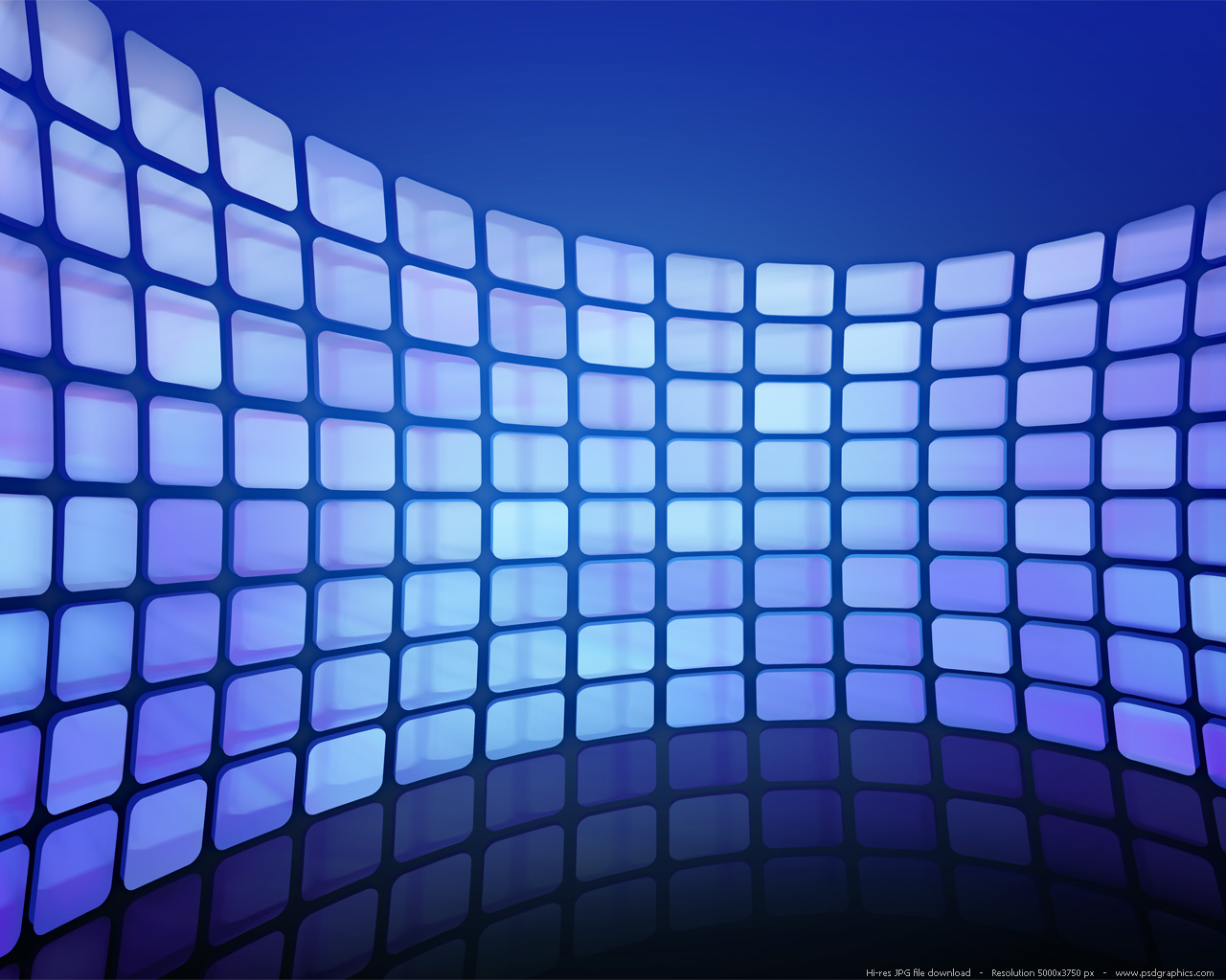 Abstract Pixel Wave Background | PSDGraphics Wallpaper