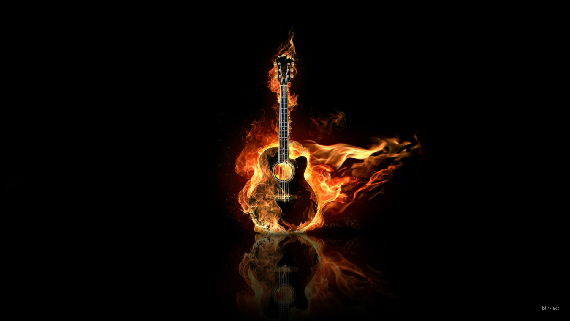 Full View And Download Guitar Wallpaper Wallpaper With Resolution Of Wallpaper