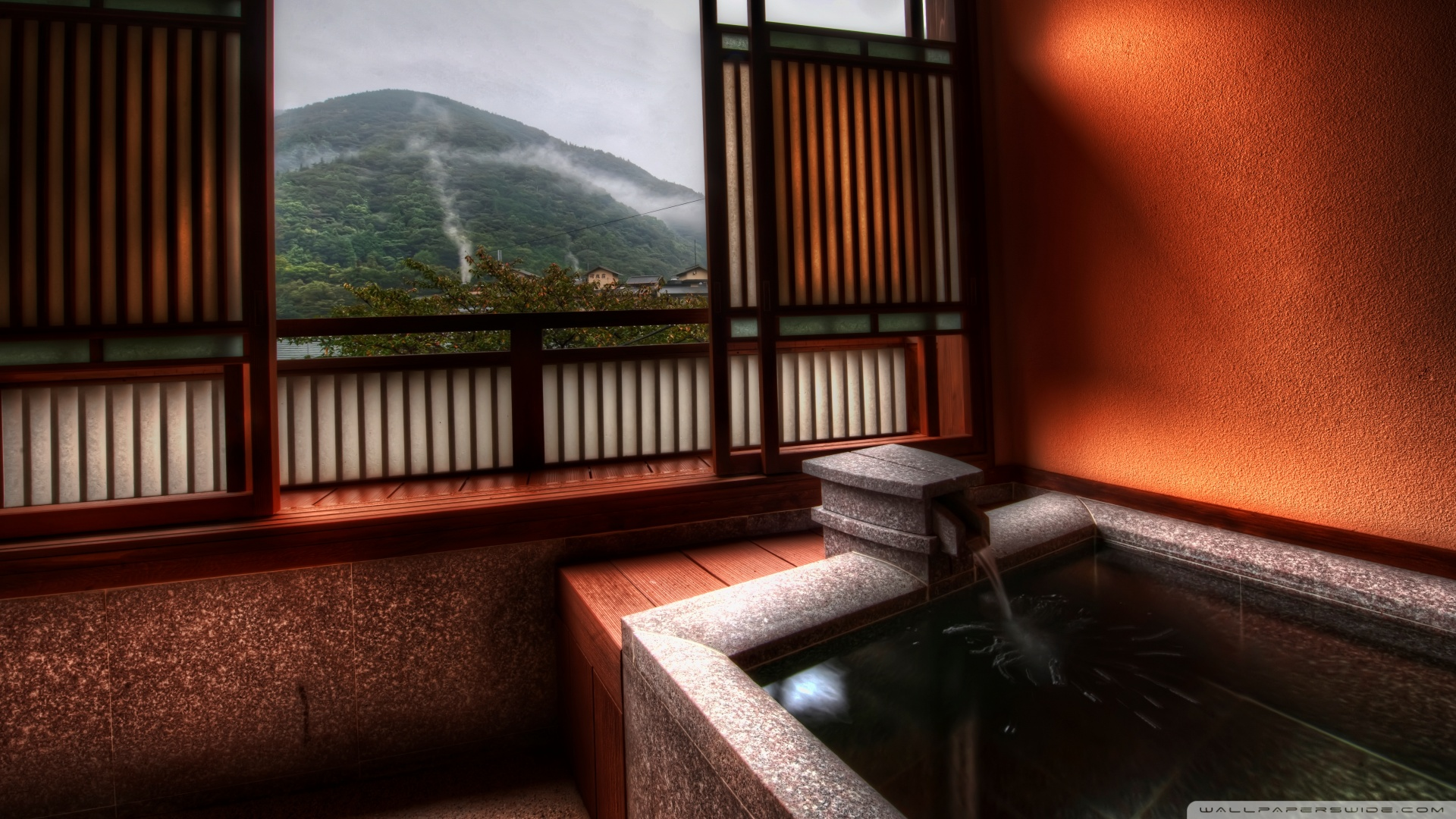 Japanese Bathroom Wallpapers   High Definition Wallpapers Wallpaper