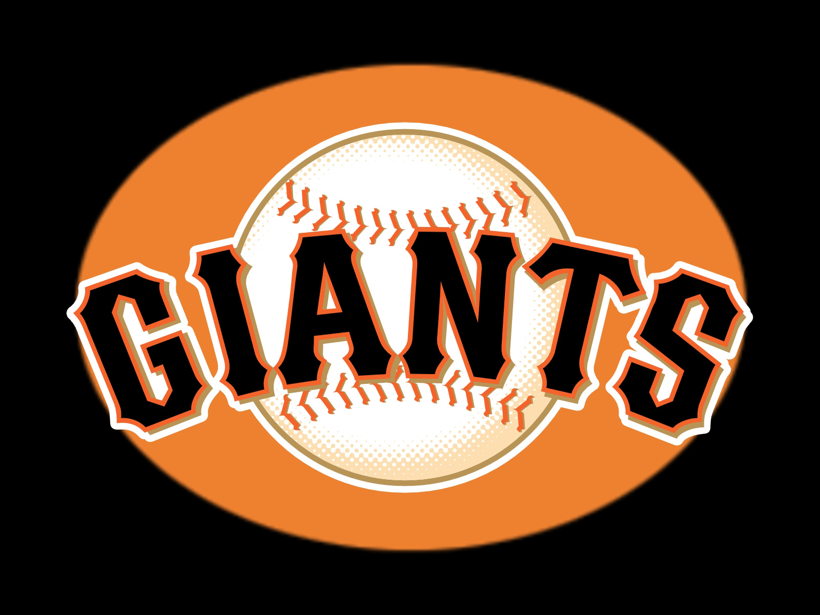 Baseball Wallpapers » San Francisco Giants Logo Wallpaper Wallpaper