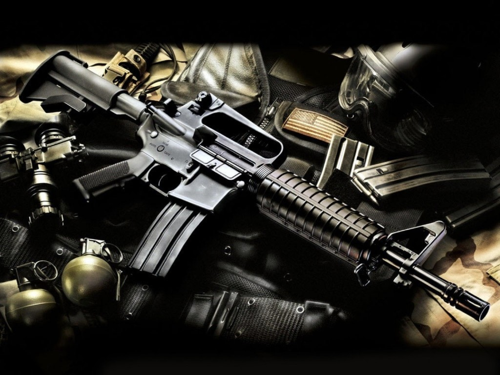 SWAT Weapon HD Wallpaper #834 | High Definition Hd Wallpapers Wallpaper