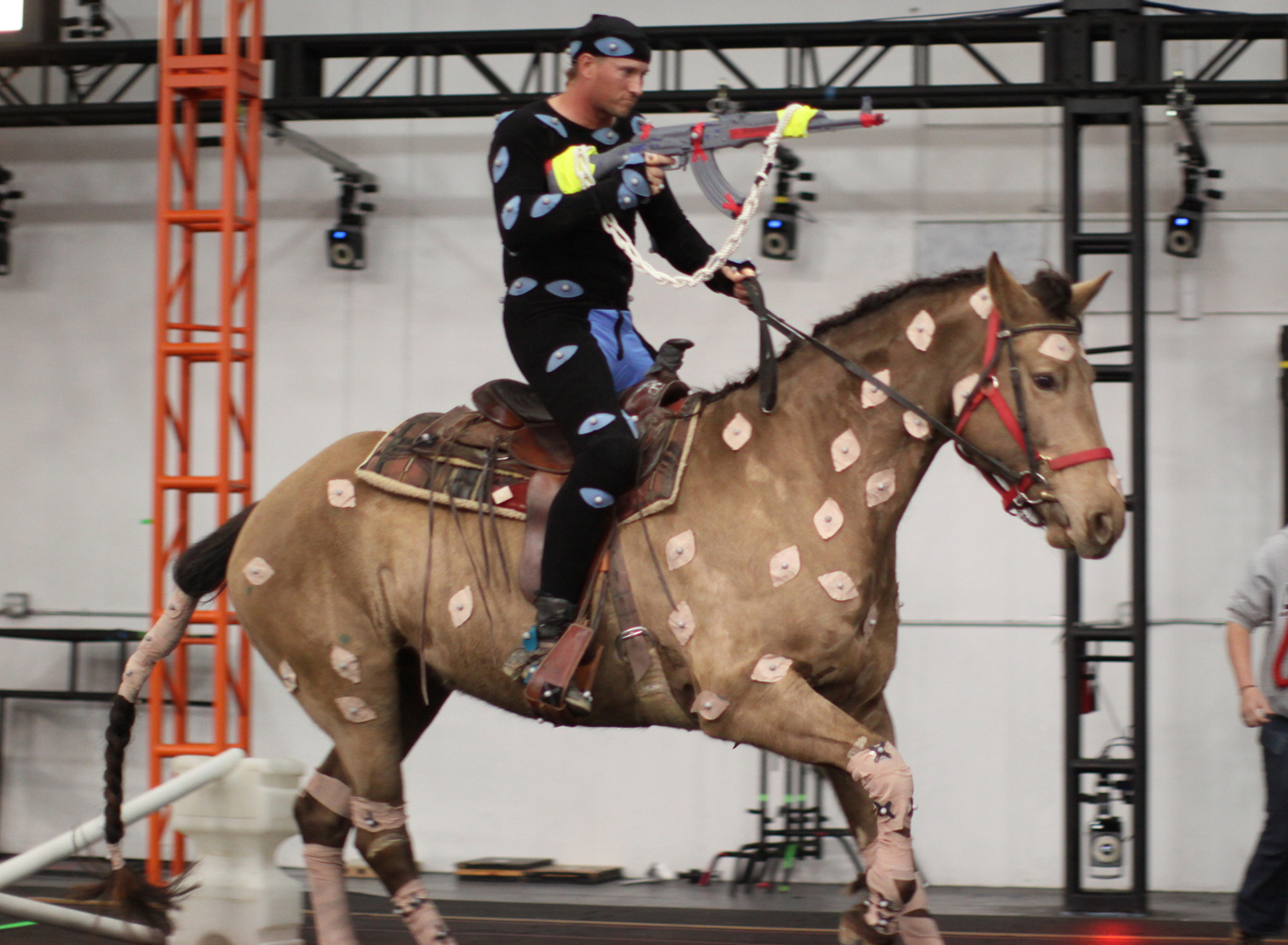 Call Of Duty Black Ops II Horse Motion Capture 2 Wallpaper
