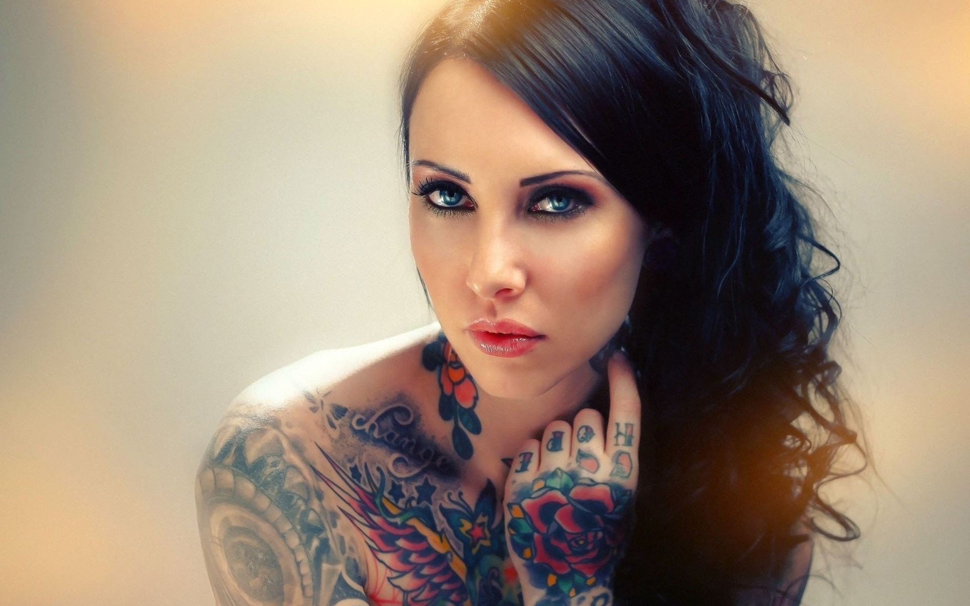 Wallpapers, Woman, Awesome, Tattoo, Desktop, Paste, Wallpaper, Girl Wallpaper