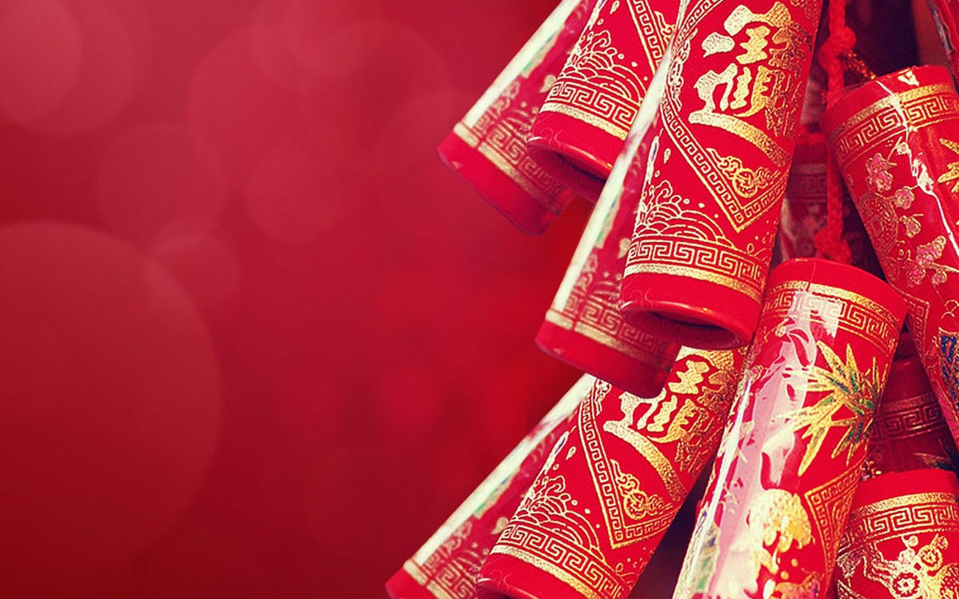 Abstract 2013 Cute Chinese New Year Wallpaper Wallpaper