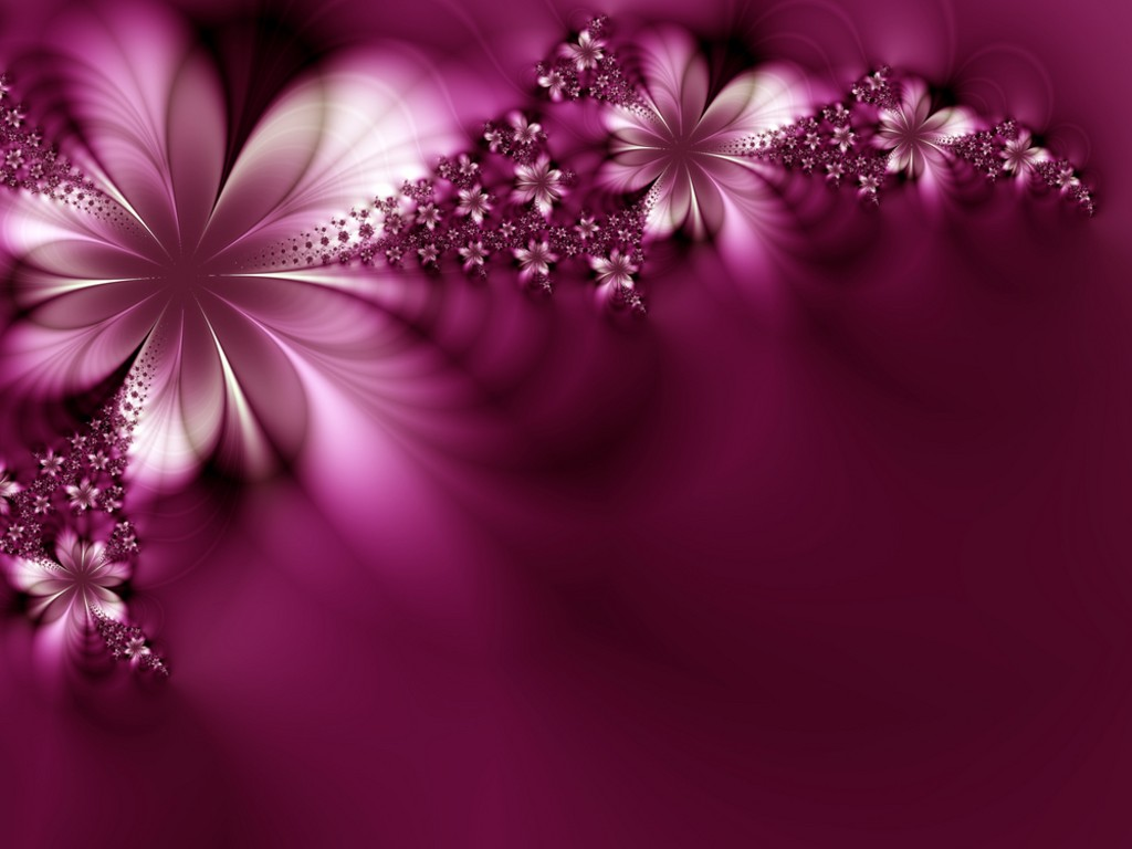 Abstract Desktop Wallpaper Pink Stars Wallpaper