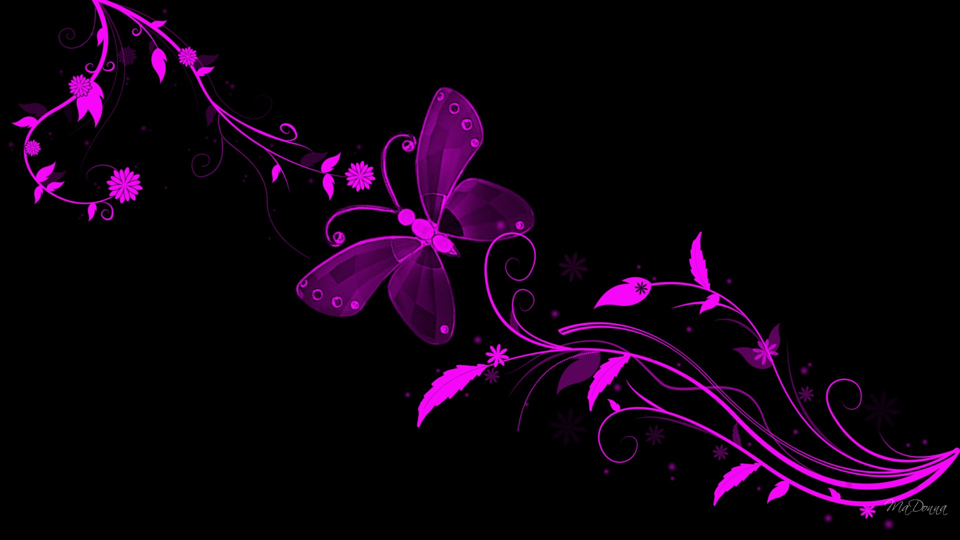 Abstract Wallpaper Photos Of Love Flowers Wallpaper