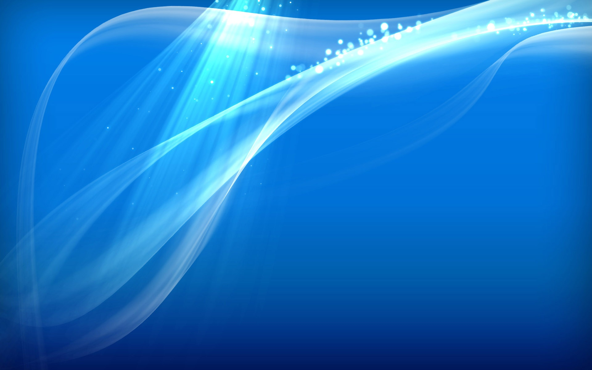Light 3d Blue Abstract Wallpapers Wallpaper