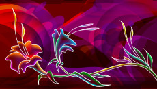 abstract-3d-wallpaper-images-of-love-flowers-95
