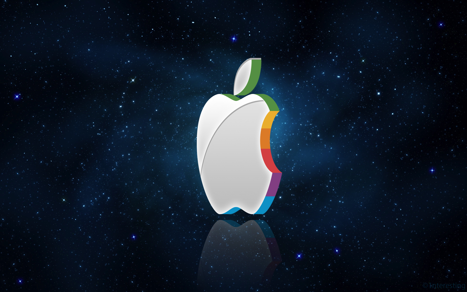 Abstract Apple Hd Wallpaper 2560×1440 Wallpaper