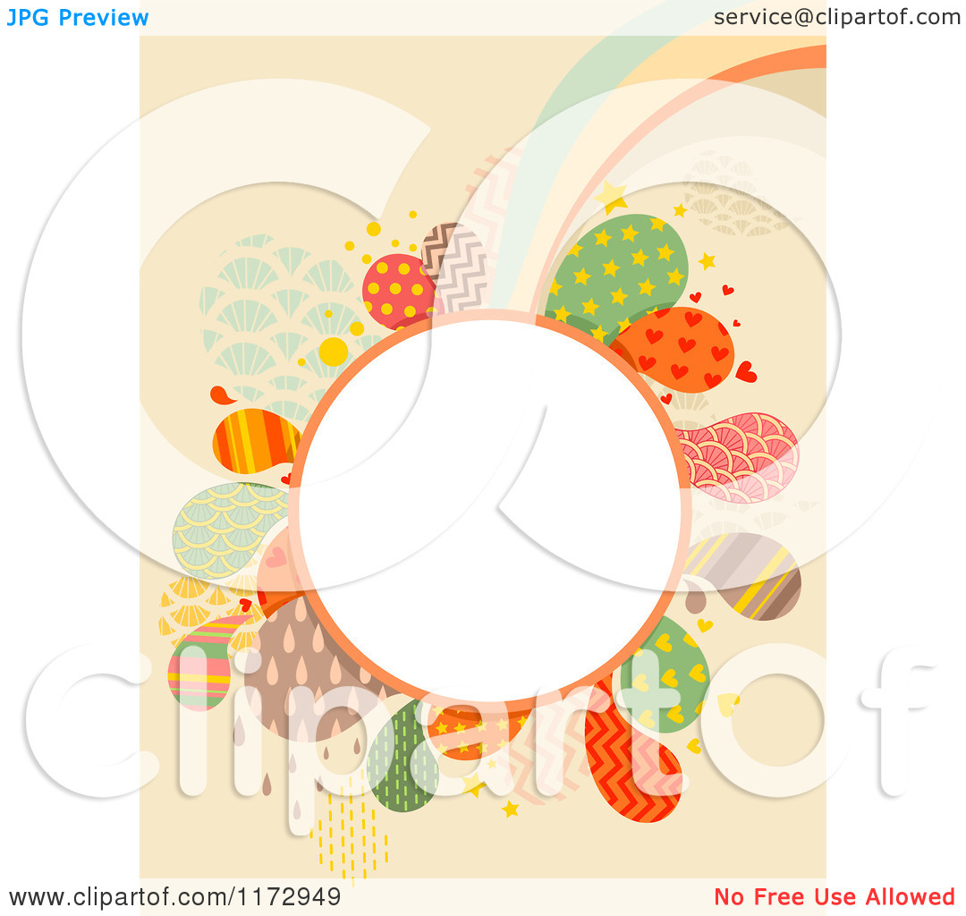 Abstract Cartoon Rainbow Pictures Wallpaper