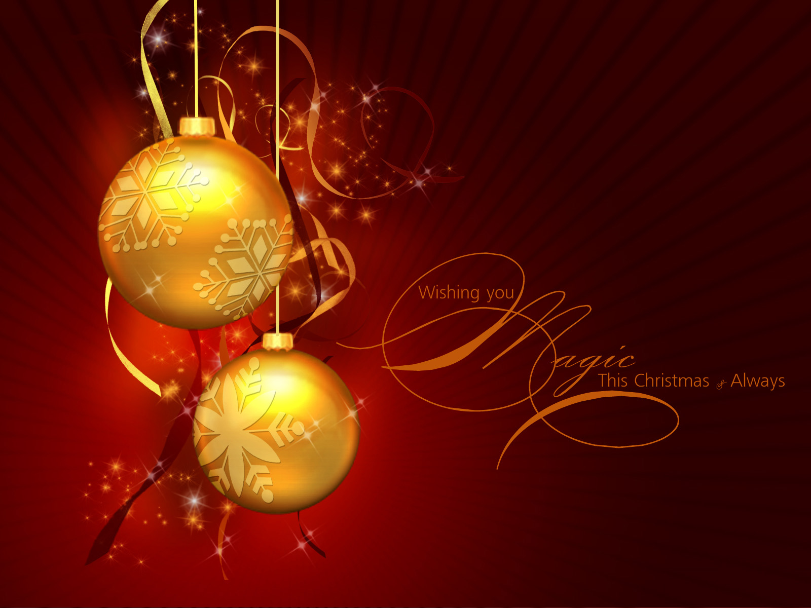 Abstract Christmas Desktop Wallpaper 3d Wallpapers Wallpaper