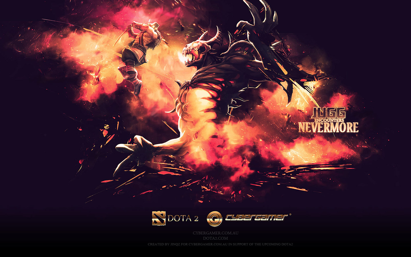 Abstract Dota Dragon Age 2 Wallpaper 1600×900 Wallpaper