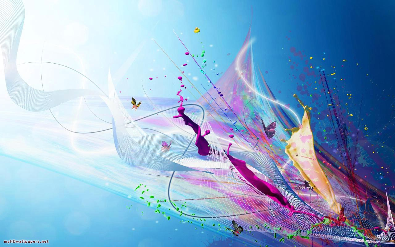 Abstract Free Hd Wallpaper 1280×800 Wallpaper