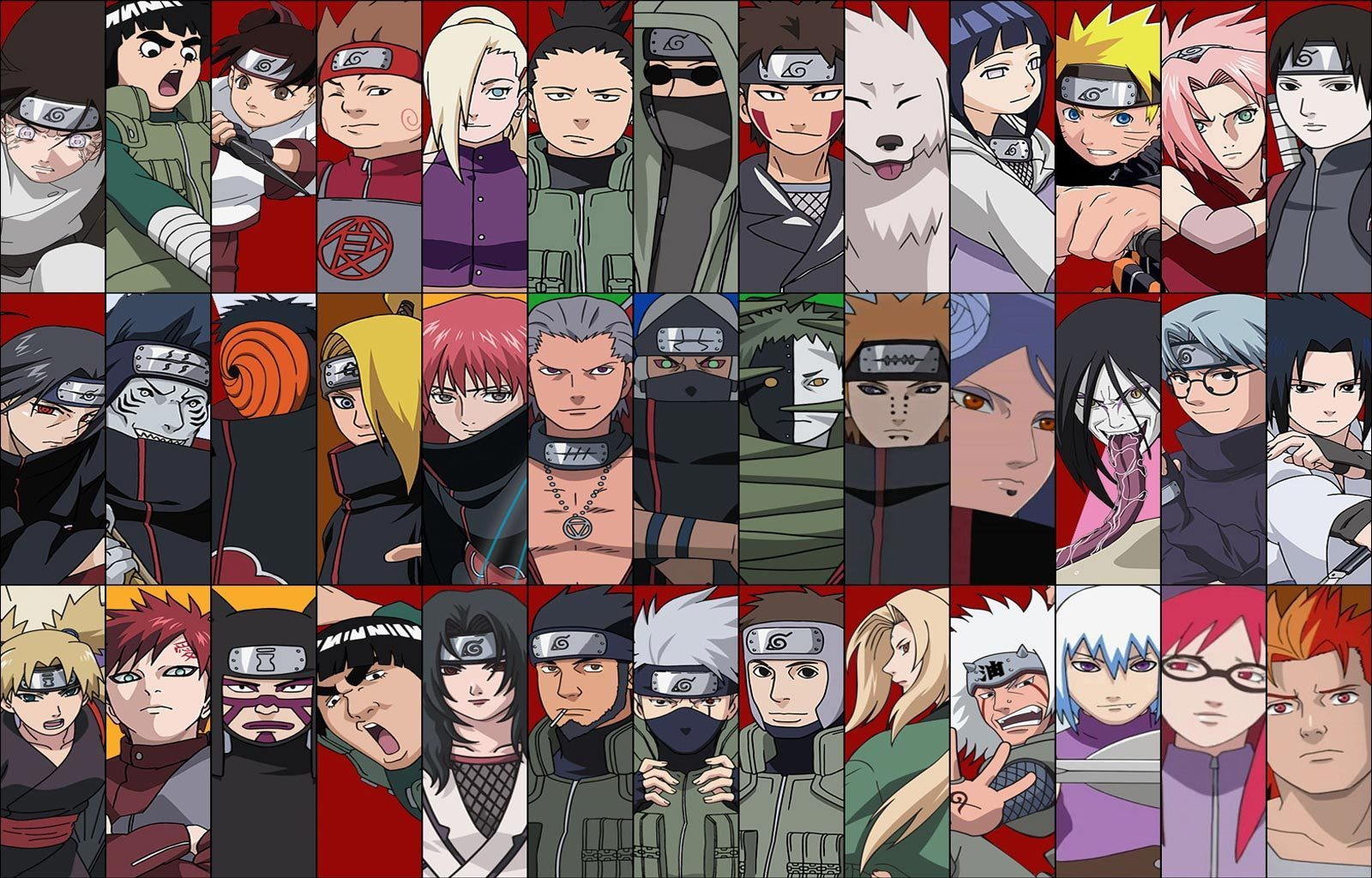 Abstract Free Naruto Free Wallpaper Galleries Wallpaper