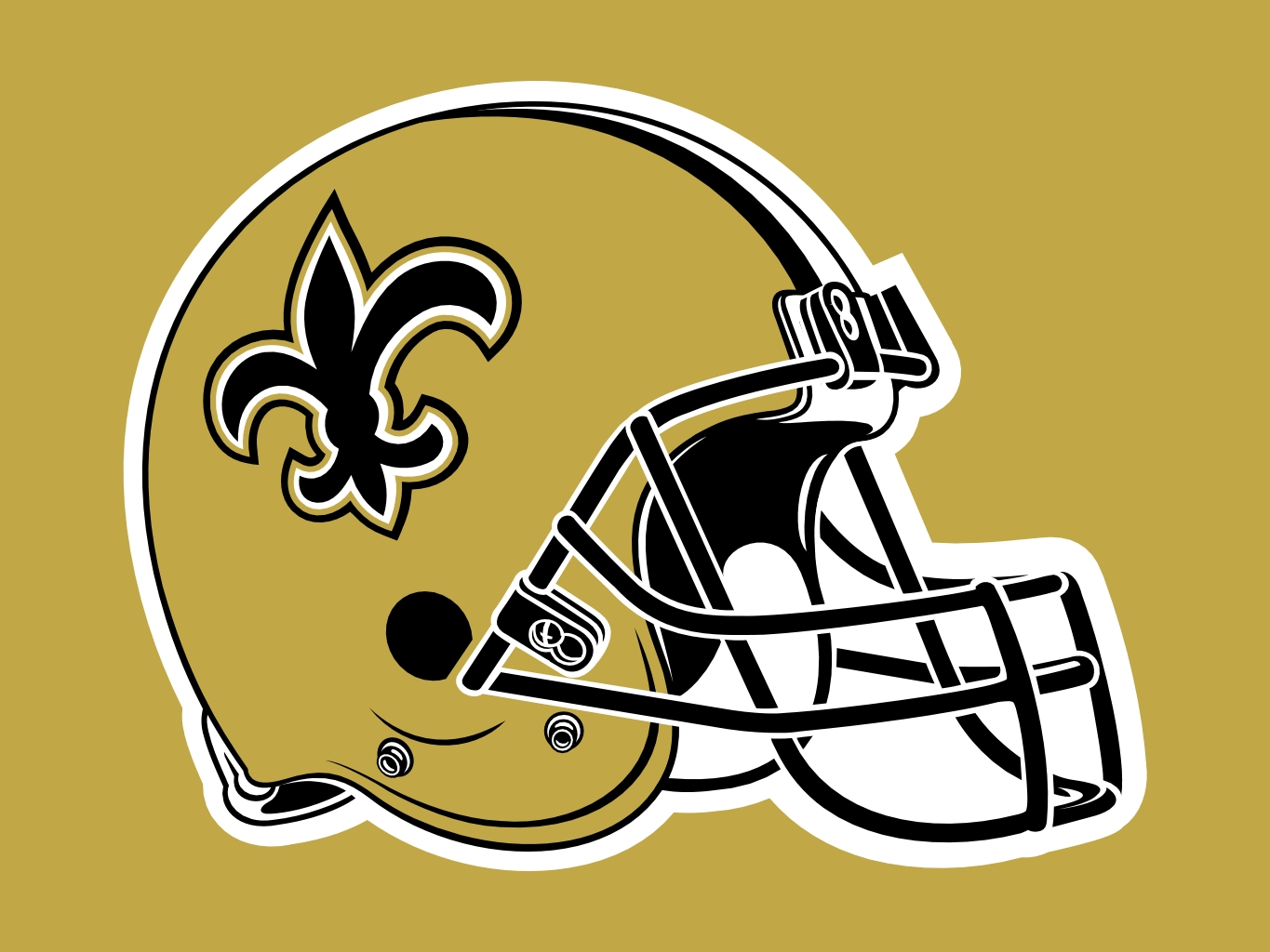 Abstract Free Wallpaper New Orleans Saints Wallpaper