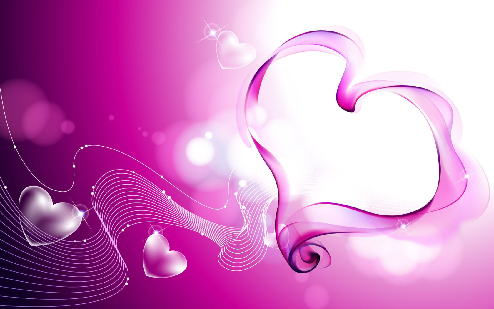 Abstract Lovely Free Wallpaper Of Lovers Wallpaper