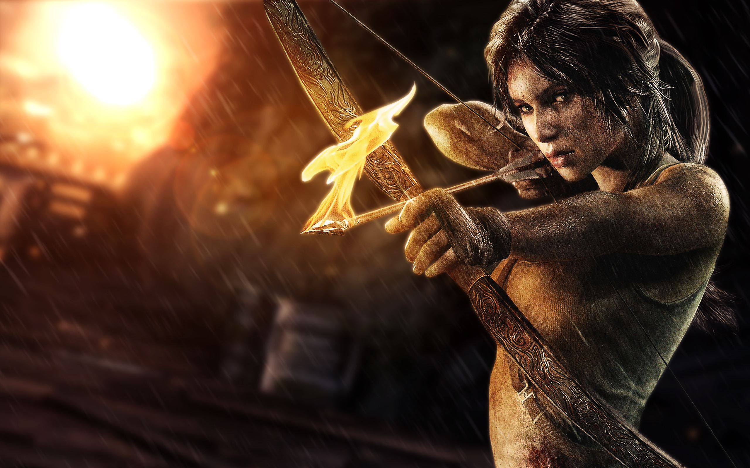 Abstract Tomb Tomb Raider Wallpaper 720p Wallpaper