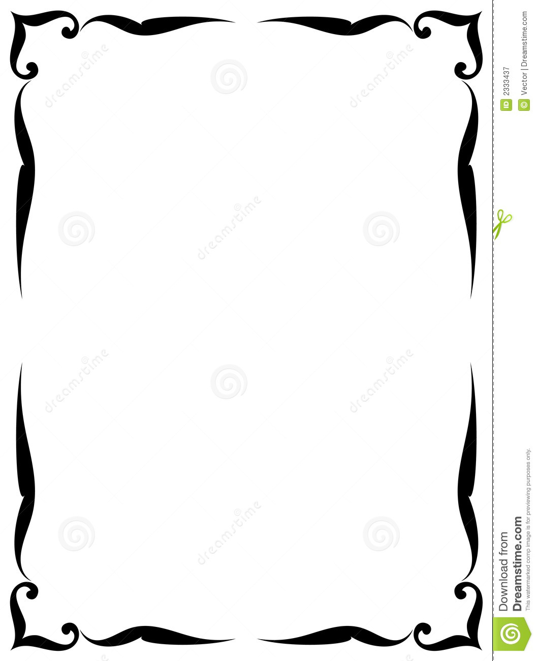 Abstract Wallpaper Free Clip Art Vertical Borders Wallpaper