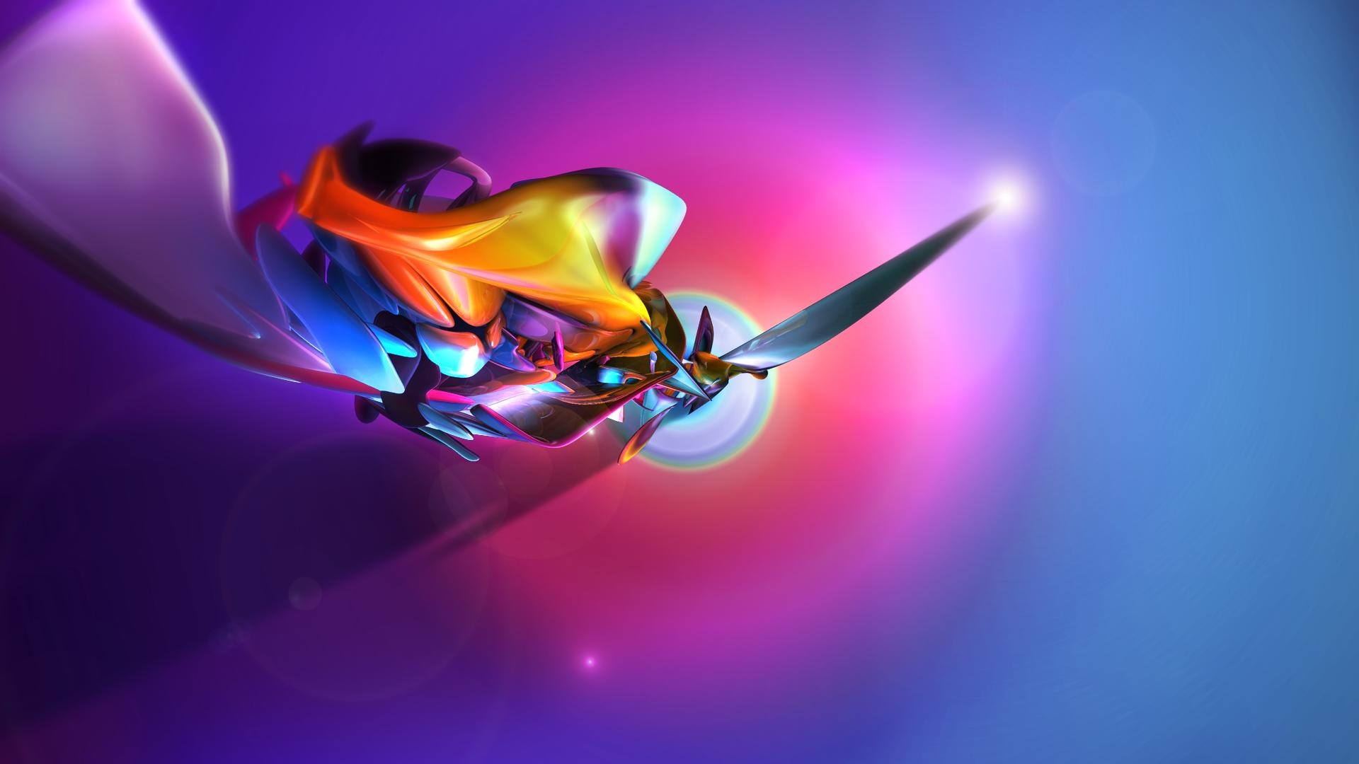 Free Colorful Free Modern Abstract Wallpaper Downloads Wallpaper