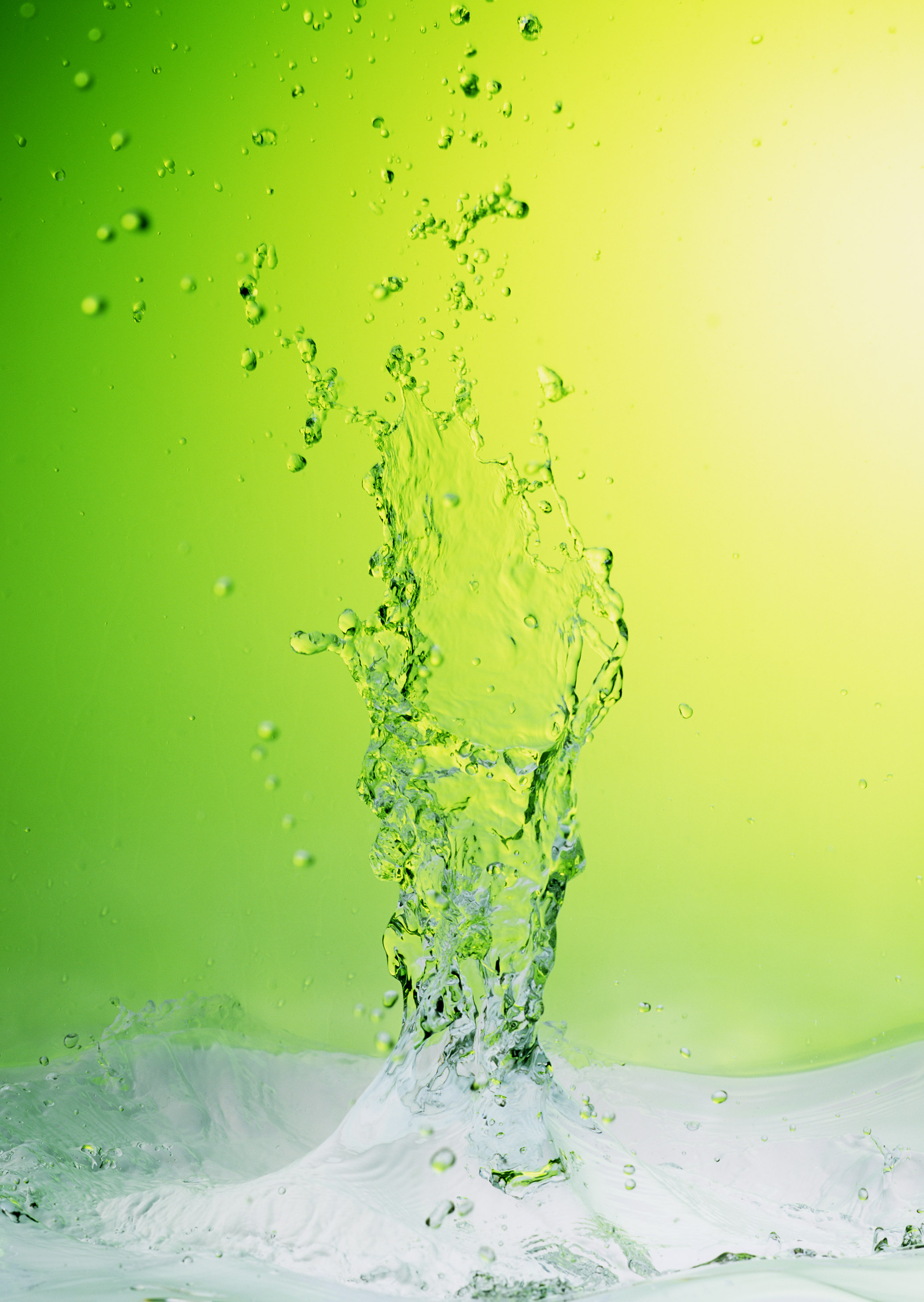 Free Colorful Green Green Abstract Wallpaper Downloads Wallpaper
