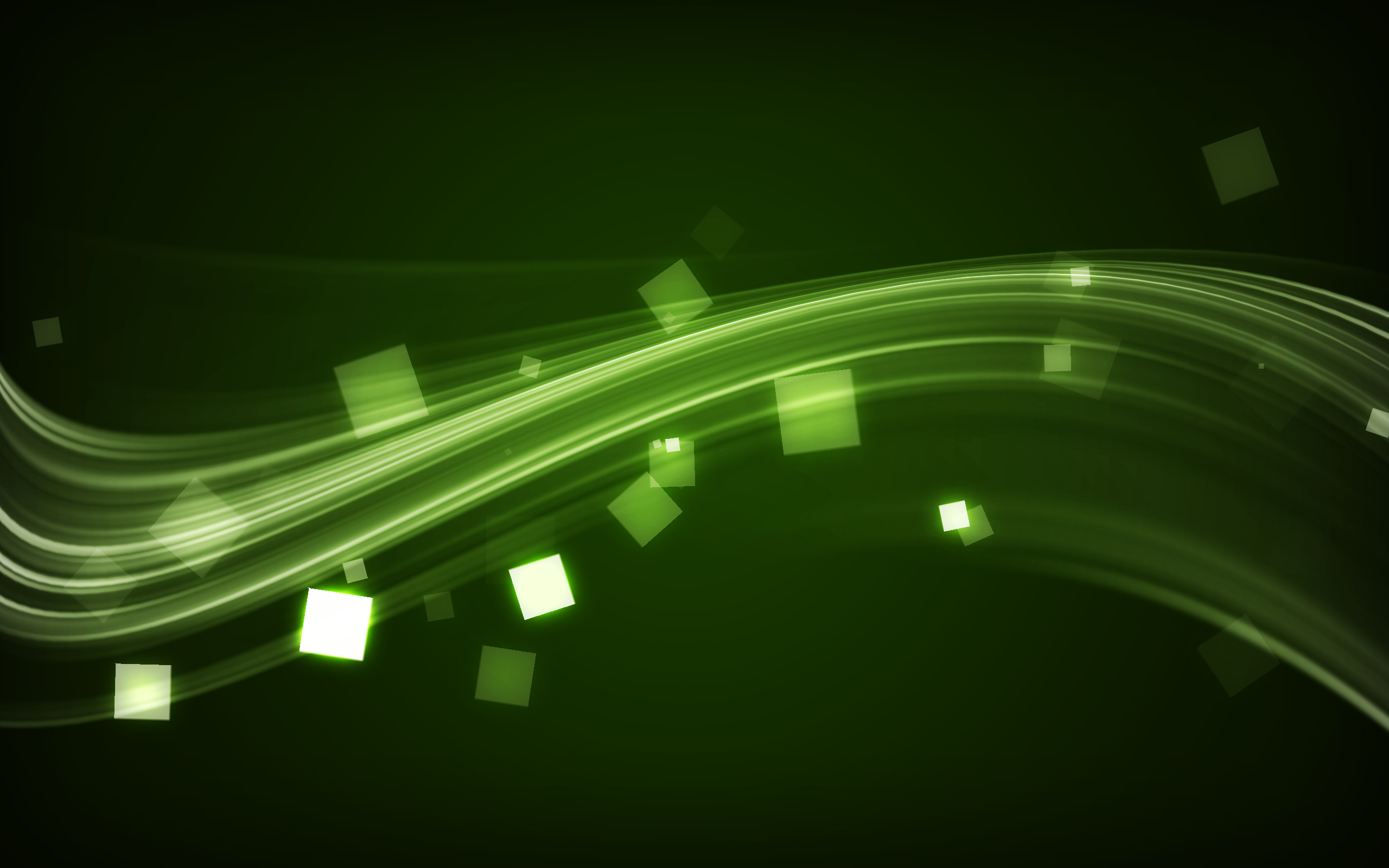 Green Abstract 1080p High Definition Desktop W #7907 Hd ...
