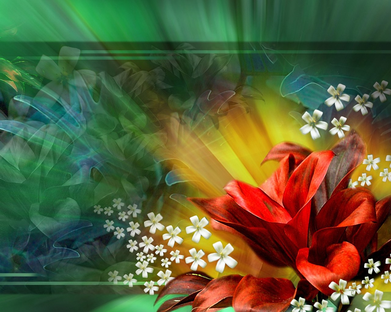 I Love You Free Abstract Wallpaper For Pc Wallpaper