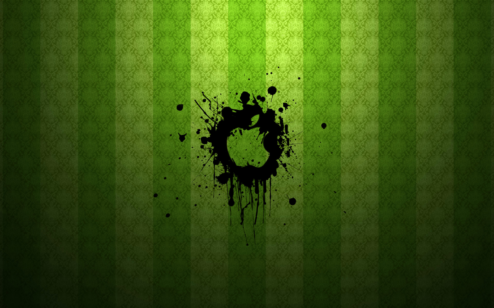Mac Os X Green Abstract Wallpaper Downloads Wallpaper