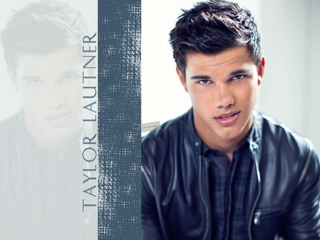 New Abstract Taylor Lautner Wallpaper Desktop Wallpapers Wallpaper